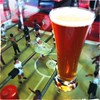 Beer and Foosball....DC Brau The Public Ale
