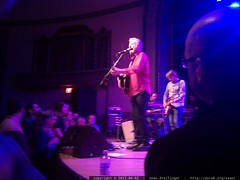Billy Bragg at the Aladdin Theater in Portland, Oreg…