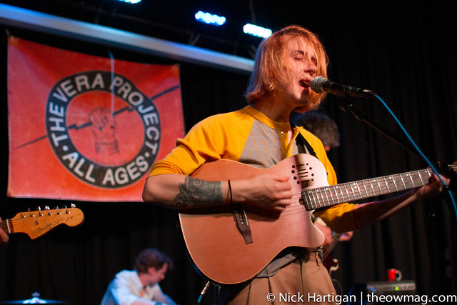 Christoper Owens @ The Vera Project, Seattle 3/28/13
