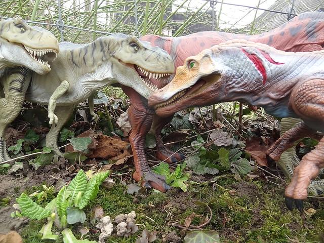 8625044852 42d87505e1 z jpgJurassic Park Toys Spinosaurus Vs Trex