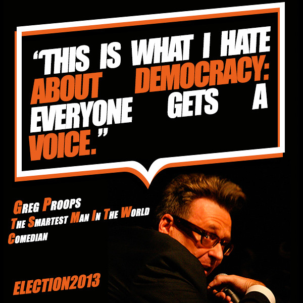 Proops Democracy