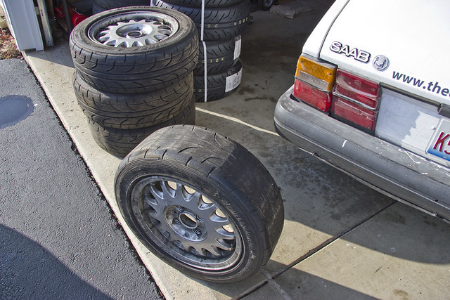 flat spotted tire