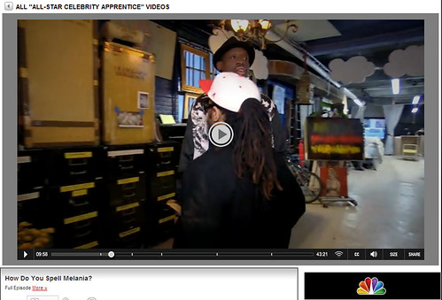Celebrity Apprentice at Shop Studios Screenshots