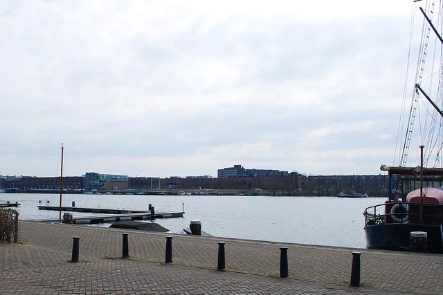 Amsterdam // KNSM-eiland