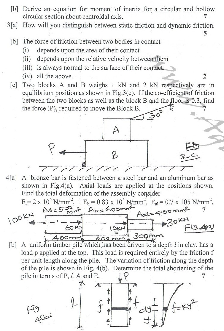DTU Question Papers 2010 – 2 Semester - End Sem - ENE-114