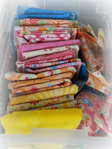 Mochi Mochi yum yum fabrics
