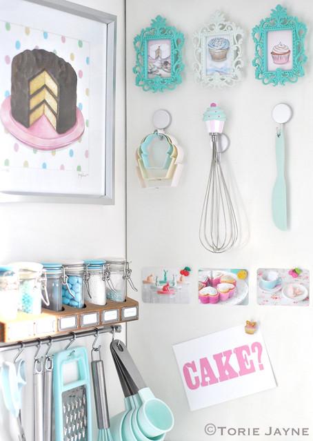 Baking corner