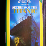 Secrets Of The Titanic. VHS Tape. 1986. USA.