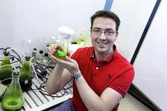 Michel Lavoie, diplômé du doctorat en sciences de l'eau de l'INRS