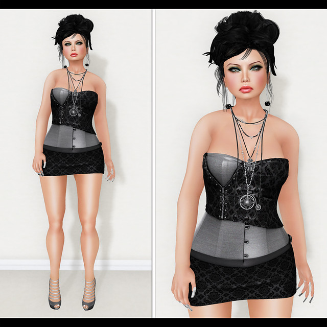 - .::WoW Skins::., Beautiful Garbage & Maxi Gossamer -