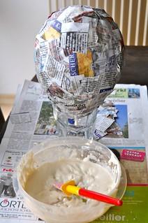 Papier Mache Balloon