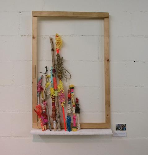 PTMY Installation Recopilacion II by Luisa Tamara