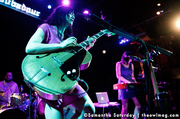 Thao and the Get Down Stay Down @ Troubadour, Hollywood 04-08-2013-03
