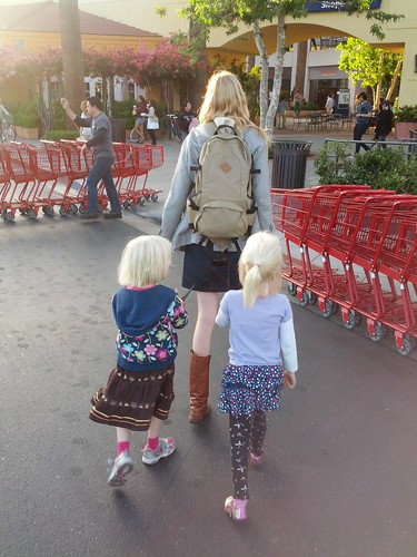 Kaite & her kiddos