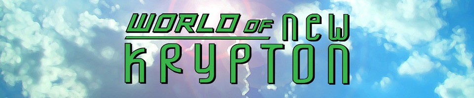 World of New Krypton: The Five Earths Project