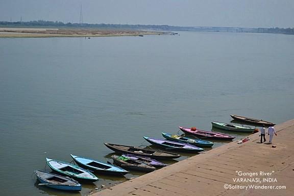 ghat in Varanasi