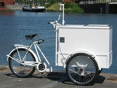 ice cream trike old type