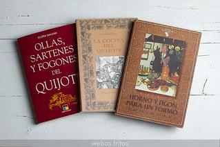 La cocina de el Quijote y la de Cuenca