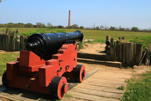 Chalmette Battlefield: The Battle for New Orleans