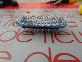not that bad after all those years without soldering ;)