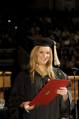 Winter Commencement Photo