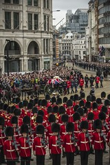 The Funeral of Lady Margaret Thatcher