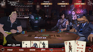 Poker Night 2 on PSN