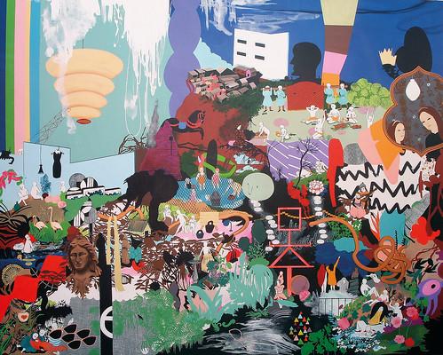 Pabellon 4 Arte Contemporáneo