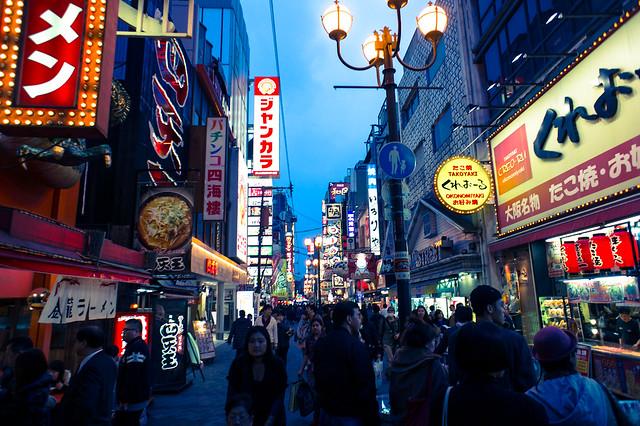 2013.Mar.Osaka.大阪.道頓崛