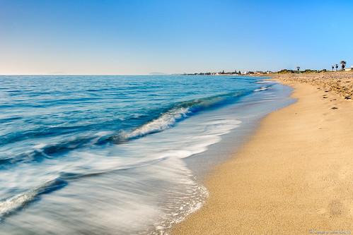 italia mare estate sony sigma alpha sole 1020 spiaggia sicilia onde a77 marsala