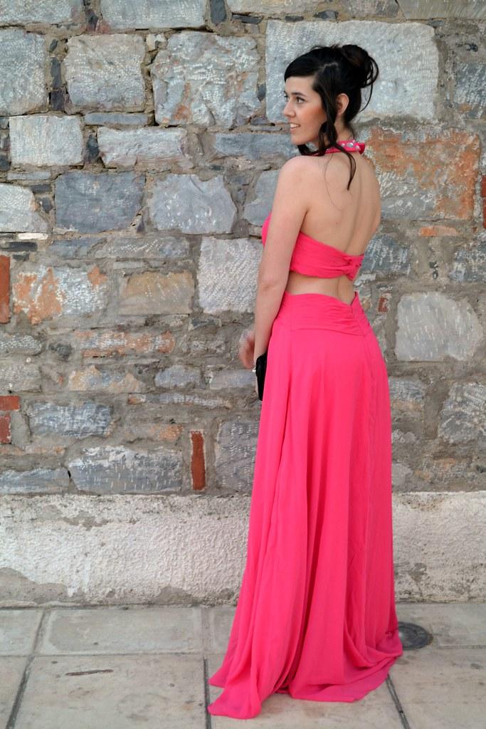 the Greek Goddess dress