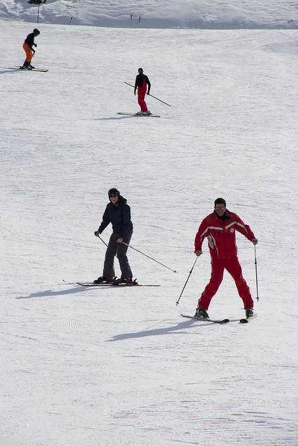 Ski Instructor Experience Resume Piece