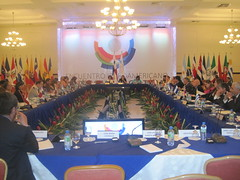 Se llevan a cabo en Panamá seminarios sobre temas iberoamericanos.