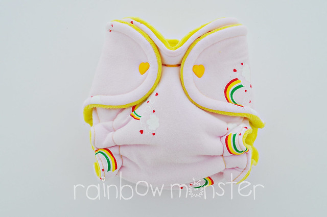 I ❤ Rainbows ★Mini NB★ Lemon CV