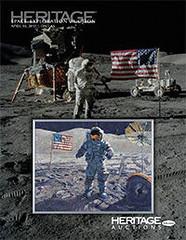 Heritage 2013 Space Exploration sale