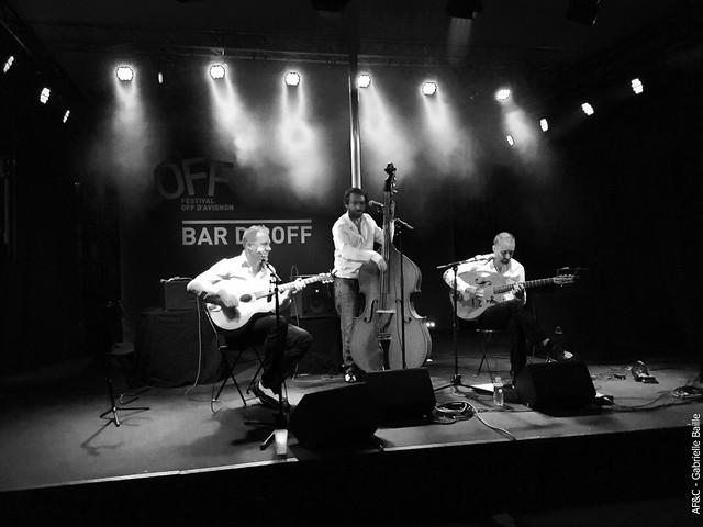 Live de La Veille au Soir #OFF16