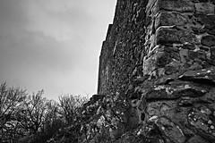Kamenický hrad / Zámecký vrch 529m