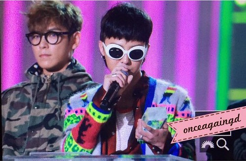 BIGBANG - MelOn Music Awards - 07nov2015 - Once Again GD - 04