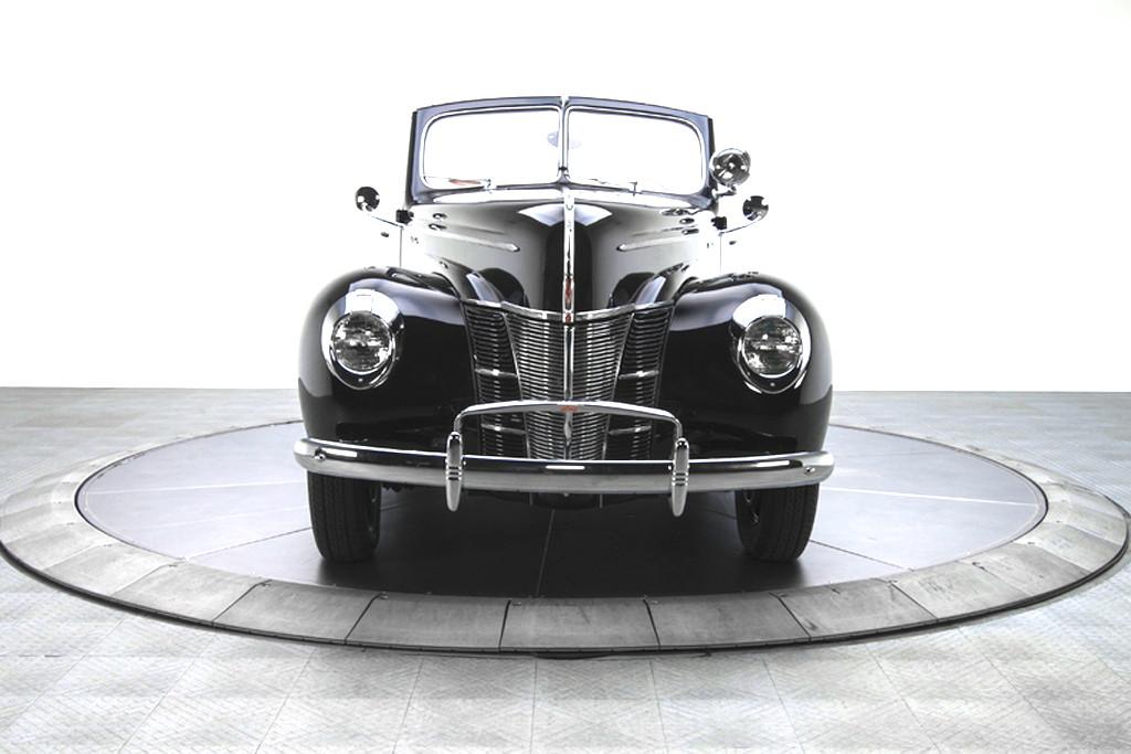 40023_P Ford Deluxe 221CI Flathead V8 3SPD CV_Black
