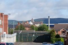 Belfast 'Peace Wall'