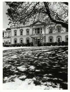 Exterior of Old Government House, Auckland