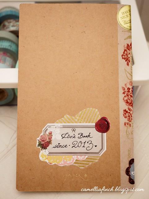裝飾網友Liv的筆記本