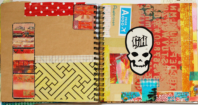 Journal: Skull again