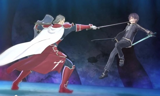 Liberado Novo Trailer de Sword Art Online Infinity Moment!