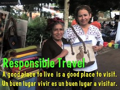 Responsible Travel = A good place to live is a good place to visit #rtyear2013 #pochimilco