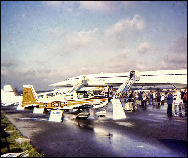 1975, Farnborough Airshow