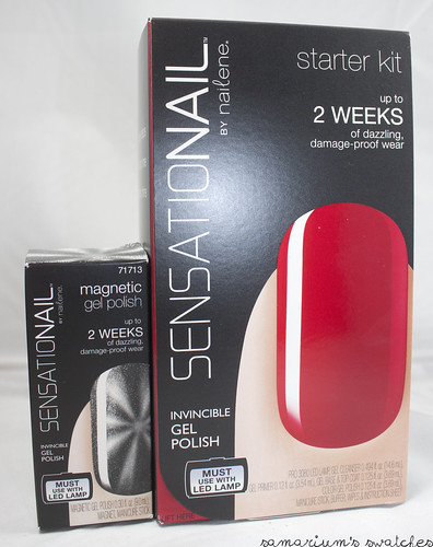 Sensationail Gel Starter Kit (14)