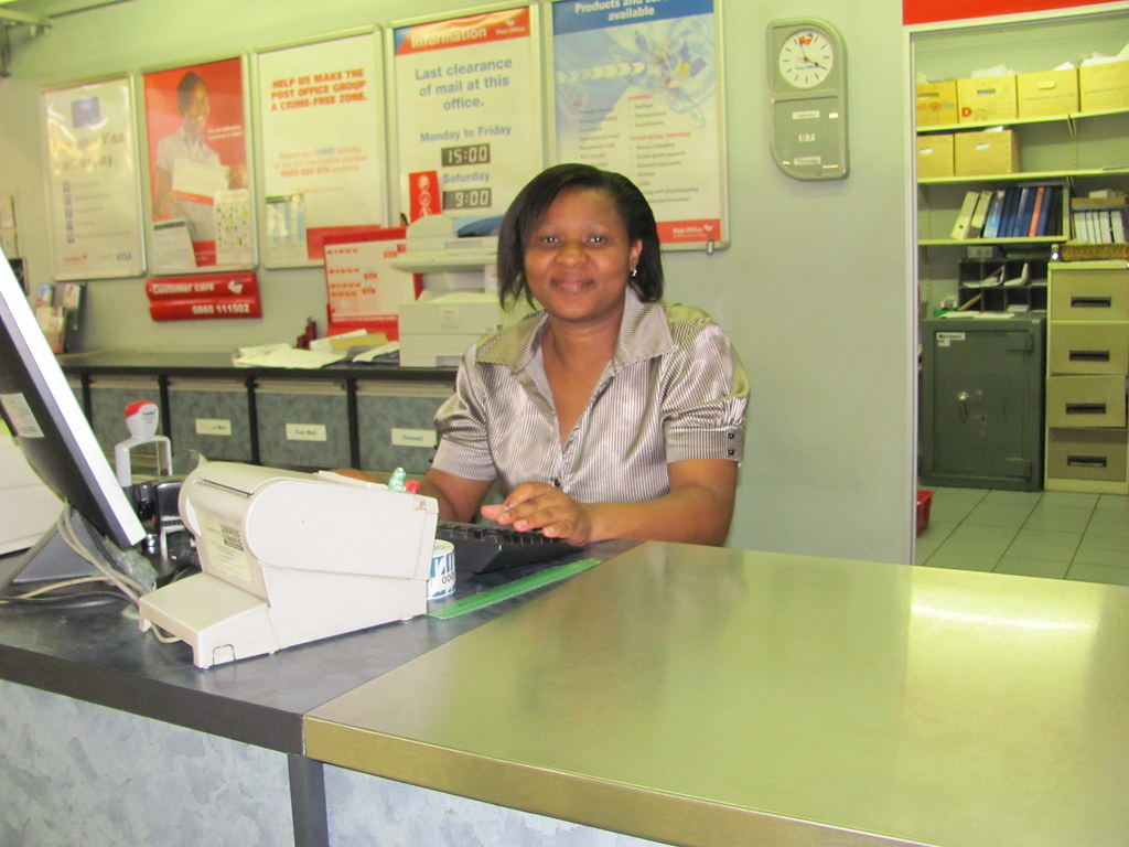 Mumsa from post office