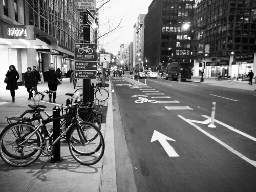 2013 02 12 - 008 - DC - L St Cycle Track
