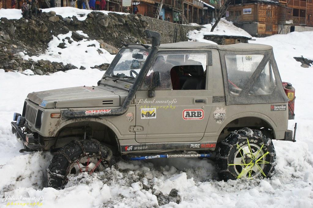 Muzaffarabad Jeep Club Neelum Snow Cross - 8470874597 334dd5f9a1 b
